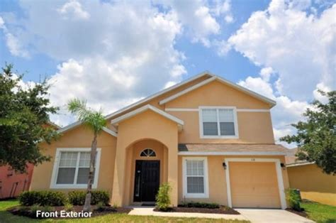 5 bedroom house for rent in orlando 5 bedroom houses or villas for rent in orlando fl