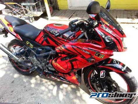 Spion 150 Rr Kawasaki Genuine Part modifikasi rr new design bild