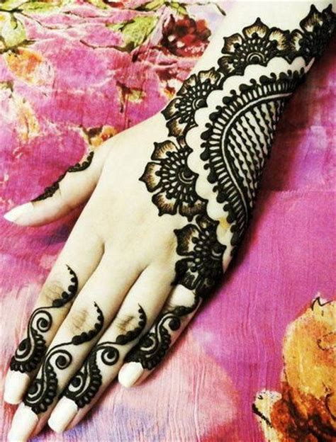beautiful arabic mehndi designs 2012