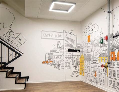 Graphic Design Home Decor 1000 Ideas About Office Wall Graphics On