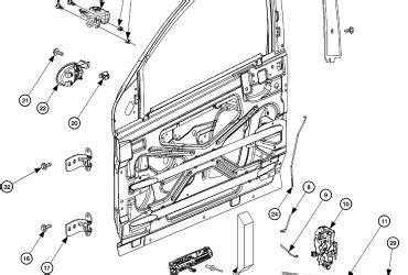 2006 saturn vue parts diagram saturn door lock diagram wedocable