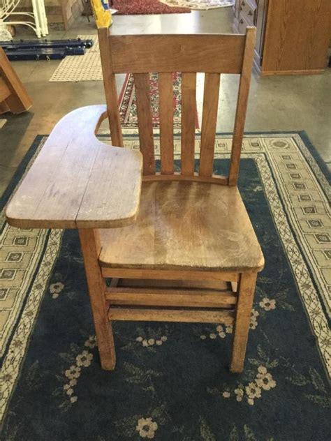 chair desk combo uk antique oak school desk chair combo cond