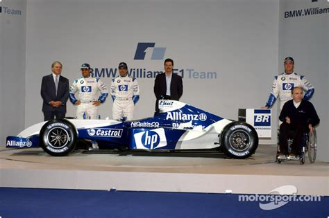 Wheels Williams F1 Fw23 Juan Pablo Montoya juan pablo montoya marc gene dr mario