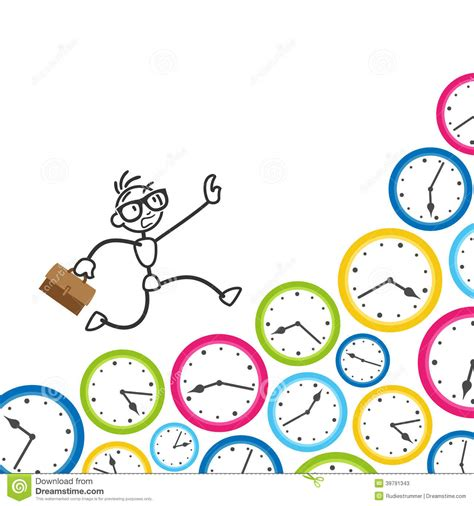 Employee Time Card Clipart #1867856