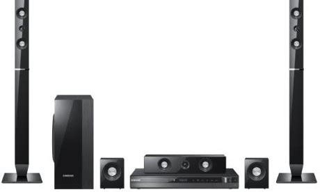 samsung ht c453n 5 1 inch 500w home theatre system