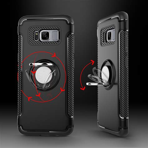 Fs Soft Metalic Samsung Galaxy S8 Plus Back Cover Softshell for samsung note8 s8 plus phone cover luxury magnetic