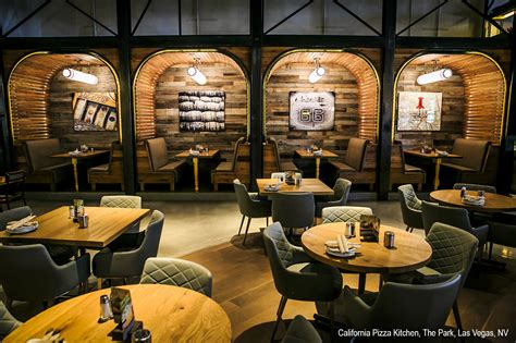 California Pizza Kitchen Park by Architects California Pizza Kitchen
