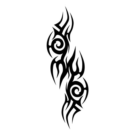 abstract tribal tattoo tribal design stock images royalty free images vectors