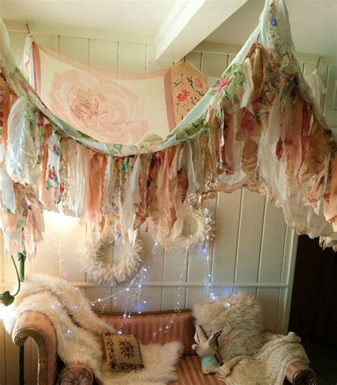 how to make a gypsy bedroom shabby chic boho bedroom canopy bohemian hippy vtg scarves