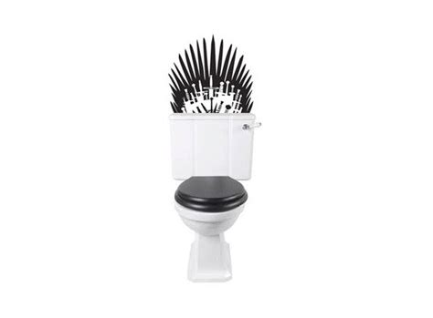 game of thrones toilet created by ikea employee is genius game of thrones gifts and decor for your home assess myhome