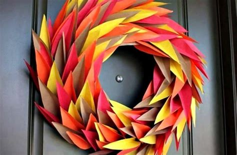 construction paper craft ideas for adults world of exle