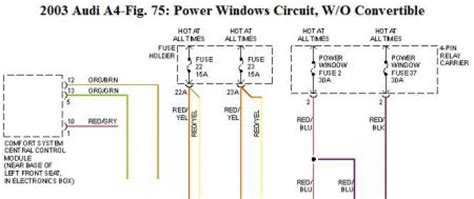 audi a4 convertible roof wiring diagram choice image
