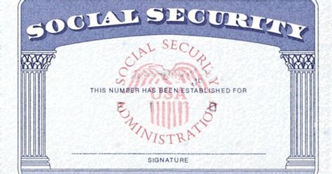 Giving Out Social Security Number On Applications Social Security Number Documents Checklist Office Of