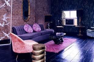 Highfashionliving dazzling jewel toned decor