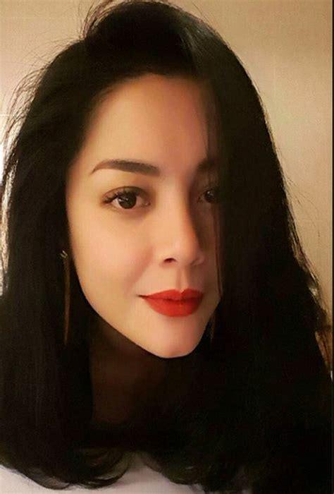 Cantik Dengan Lipstik Merah awet muda dan percaya diri dengan lipstik merah seperti lulu tobing aura tabloidbintang