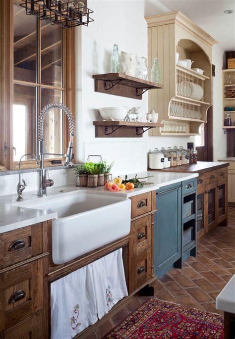 come arredare una cucina country cucine country chic home interior idee di design