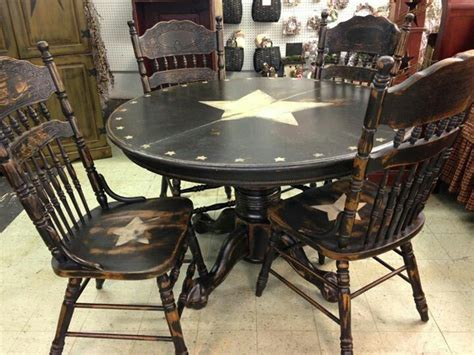 Primitive Kitchen Table by Primitive Table Make It