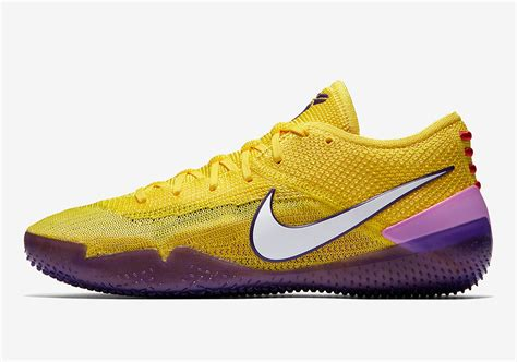 Nike Ad Nxt 360 nike ad nxt 360 quot lakers quot aq1087 700 release info sneakernews