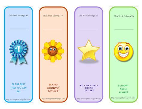 printable bookmarks with inspirational quotes free printable motivational quotes bookmark for kids