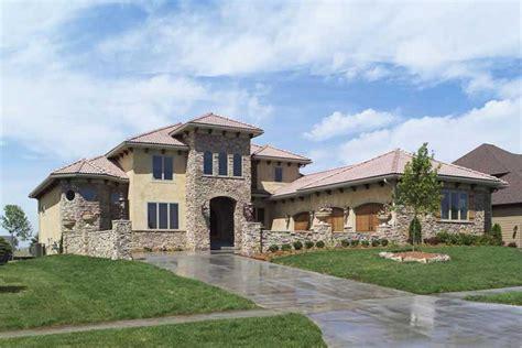 luxury house plan 4 bedrms 3 5 baths 3687 sq ft