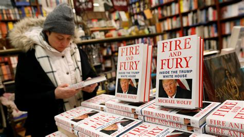 and fury inside the white house books michael wolff s and fury amzn is deleting