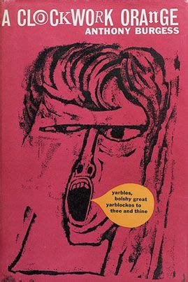 a clockwork orange restored a clockwork orange by anthony burgess illustrated book cover a2 graphics personal study