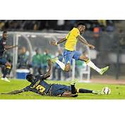 Kaizer Chiefs No Nonsense Defender Erick Mathoho Tackles Mamelodi