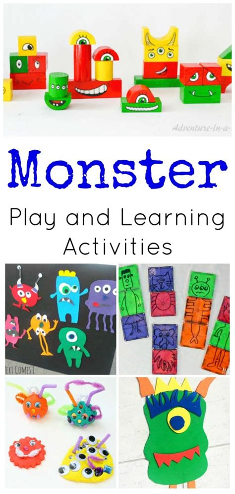 learning crafts for activities for preschoolers
