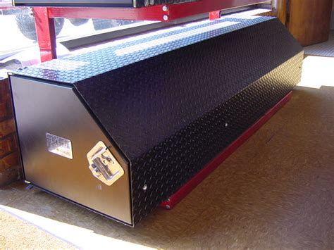 flat bed tool box quick draw angled flatbed toolbox lincoln ne gary gross