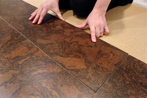 Cork Board Flooring Reviews by How To Install A Floating Cork Floor House