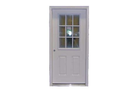 Pre Hung Exterior Door Pre Hung Front Door How To Install A Pre Hung Exterior Door How Tos Diy Tips When Buying