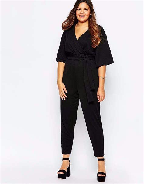 Overal Jumpsuit Jumbobigsize plus size jumpsuits 6xl 7xl v neck with sashes rompers womens jumpsuit large