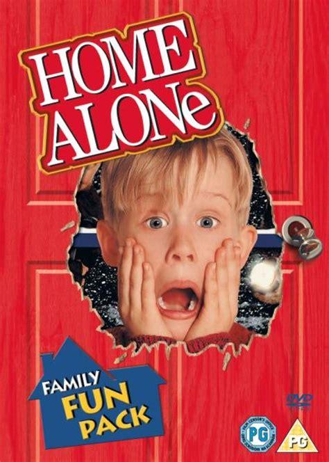 home alone collection dvd zavvi