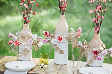 Diy Wedding Flower Ideas by Diy Easter Table Centerpieces 20 Ideas For A Stylish