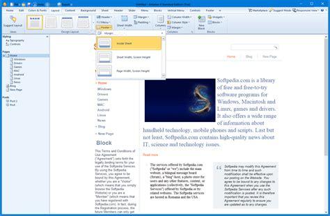 blog layout type artisteer artisteer standard edition download