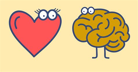 libro heart and brain an are you a head person or a heart person