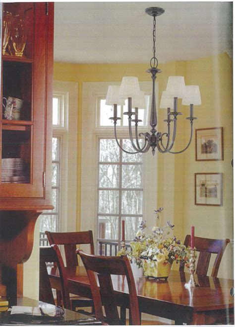 Size Of Chandelier For Dining Room How Do I Size My Dining Room Or Dinette Chandelier