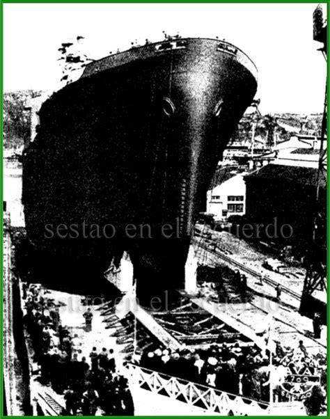 la naval desde barakaldo sestao en el recuerdo botadura en la naval 12 1955 sestao en el recuerdo