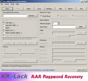 data recovery software full version rar krylack rar password recovery full version free download