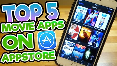 film streaming apps top 5 movie streaming apps on the apple app store for