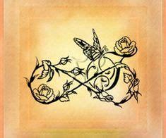 infinity tattoo long island rose stem infinity tattoo tattoos pinterest kid