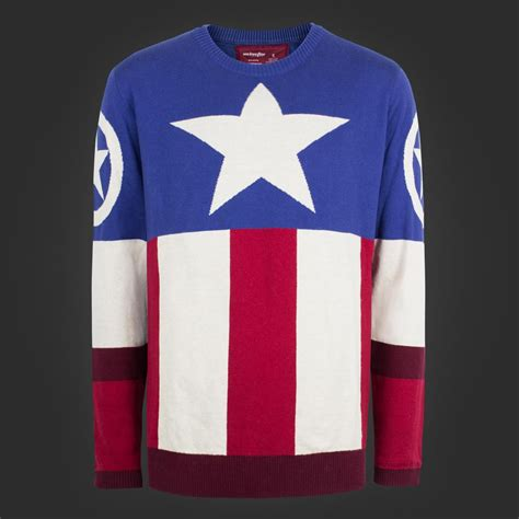 Captain America Sweater for fans by fans marvel captain america sweater