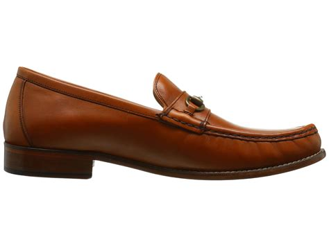 cole haan bit loafer cole haan britton bit loafer in brown for lyst