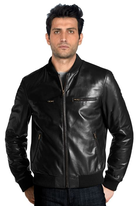 Jaket Simpel Elegan Hooded Jacket leather bomber jackets jackets review