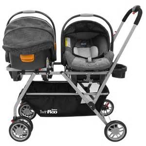 strollers twins car seats included