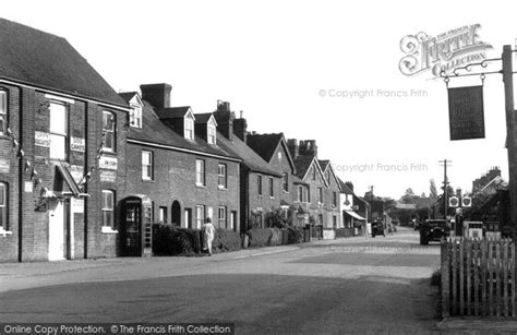 historical nostalgic pictures of paddock wood in kent
