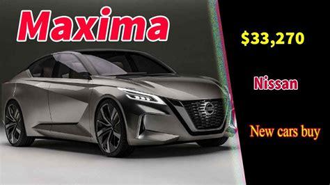 2020 Nissan Maxima Nismo by 2020 Nissan Maxima Platinum 2020 Nissan Maxima Concept