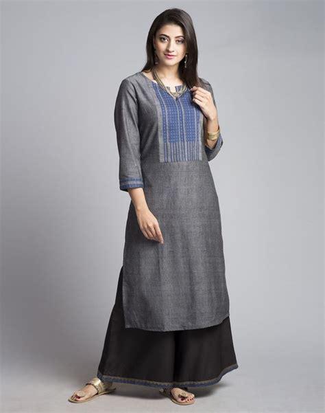 kurti pattern for fat ladies kurti designs 2018 latest fashion of kurti s dresses for