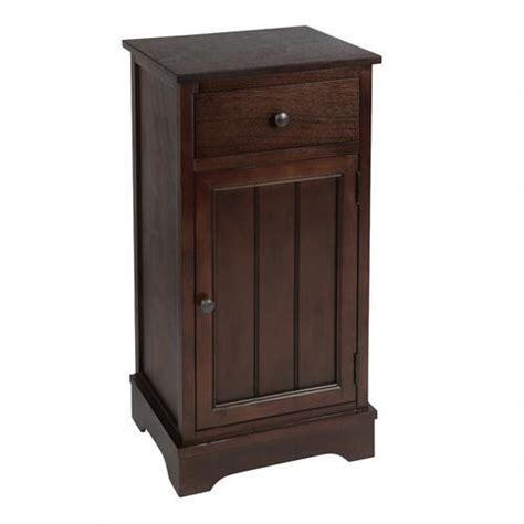 Small Storage Armoire Small Walnut Storage Cabinet Tree Shops Andthat