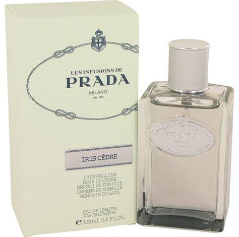 Pradas Parfum De Sac by Prada Infusion D Iris Cedre Perfume For By Prada
